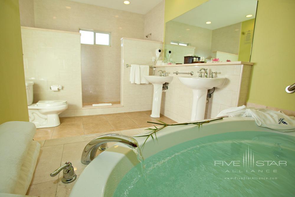 Royal Suite Bath at St. James Club and VillasAntigua