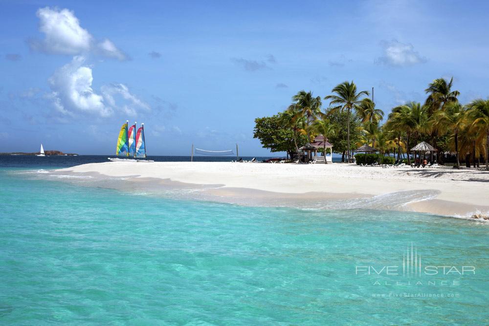 Palm Island ResortThe Grenadines
