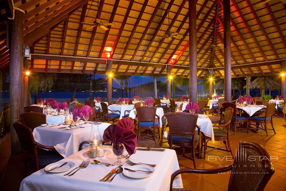 Royal Palm Restaurant at Palm Island ResortThe Grenadines