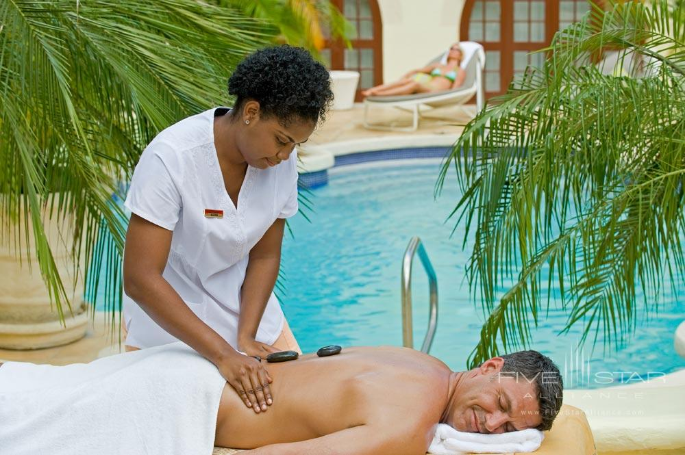 Massage at Tamarind Cove Hotel St JamesBarbadosWest Indies