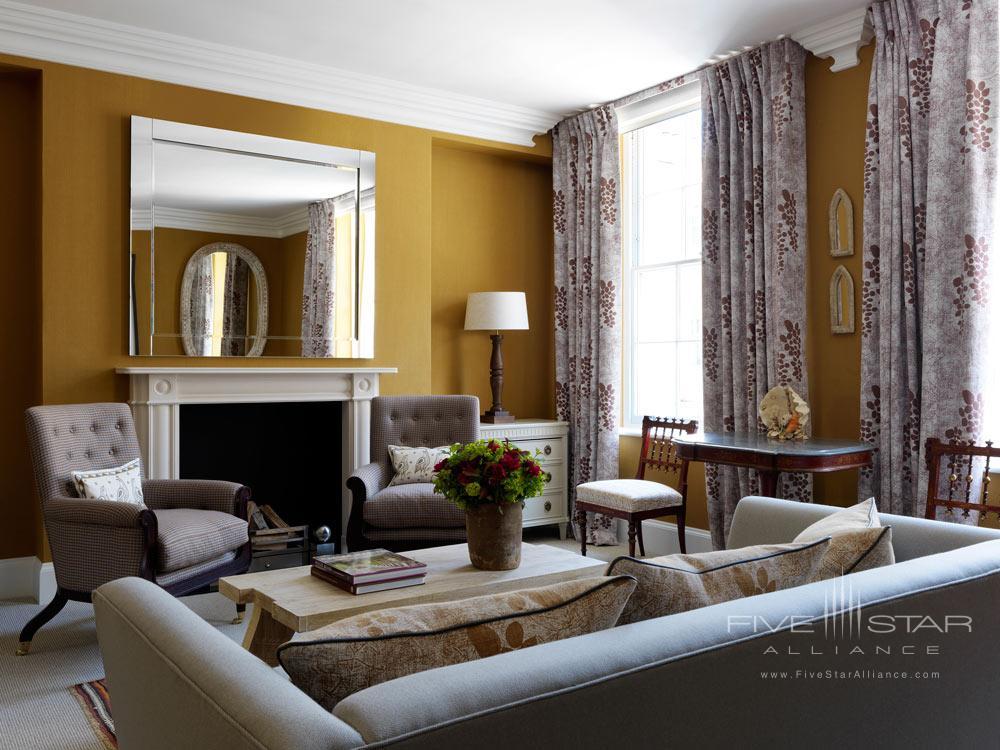 p Haymarket Hotel Suite LoungeLondon, United Kingdom&nbsp p