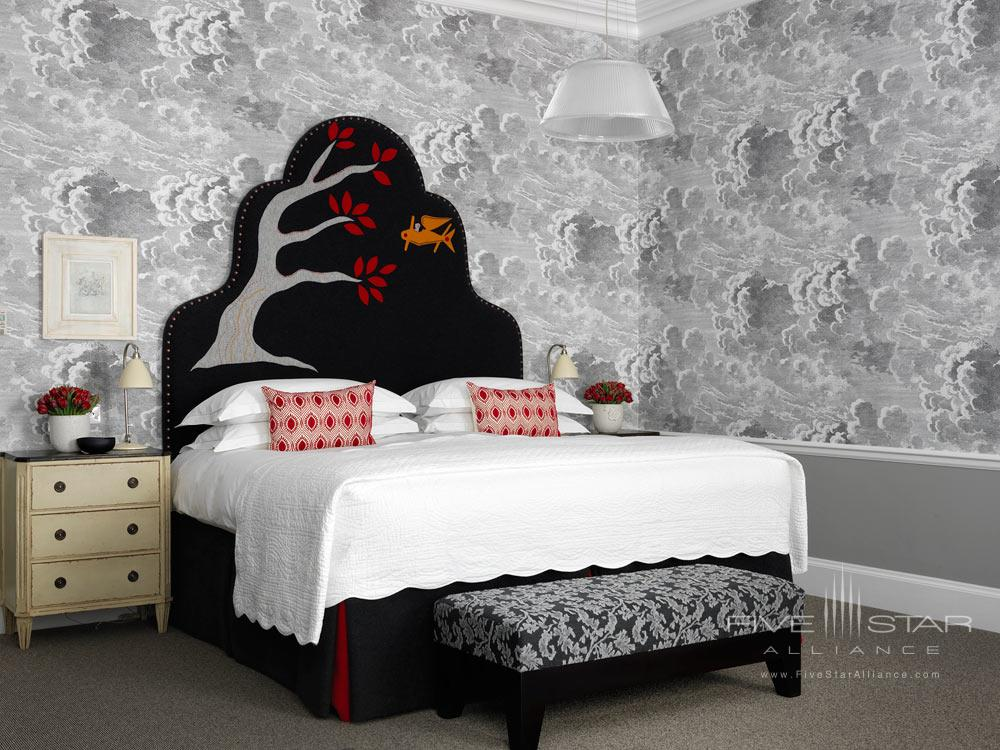 p Haymarket Hotel GuestroomLondonUnited Kingdom&nbsp p