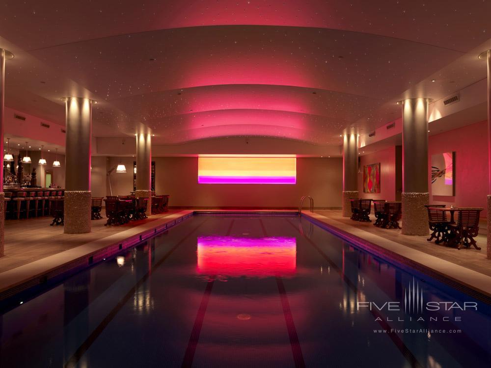 p Red Pool at Haymarket Hotel, London, United Kingdom&nbsp p