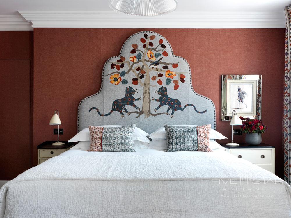 p Haymarket Hotel GuestroomLondon, United Kingdom&nbsp p