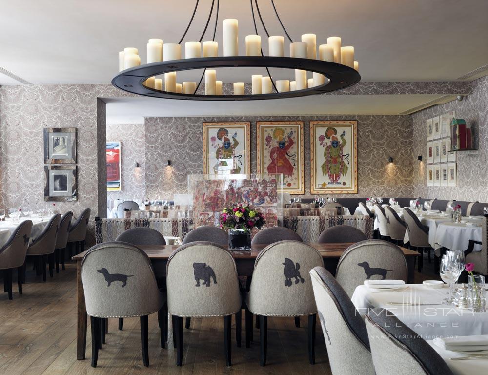 p Haymarket Hotel Dining RoomLondon, United Kingdomp