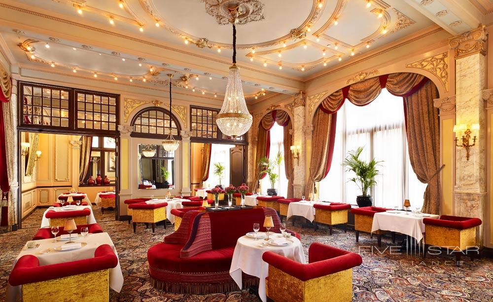 Dine at Hotel Des IndesThe HagueNetherlands