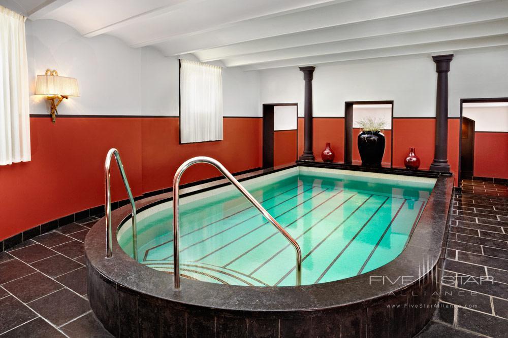 Spa at Hotel Des IndesThe HagueNetherlands