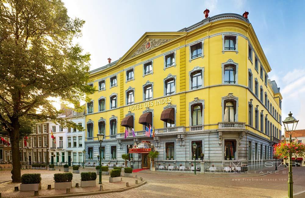 Hotel Des IndesThe HagueNetherlands