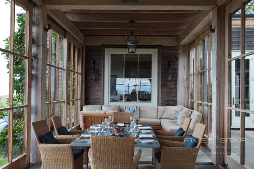 The Farm at Cape Kidnappers Dining