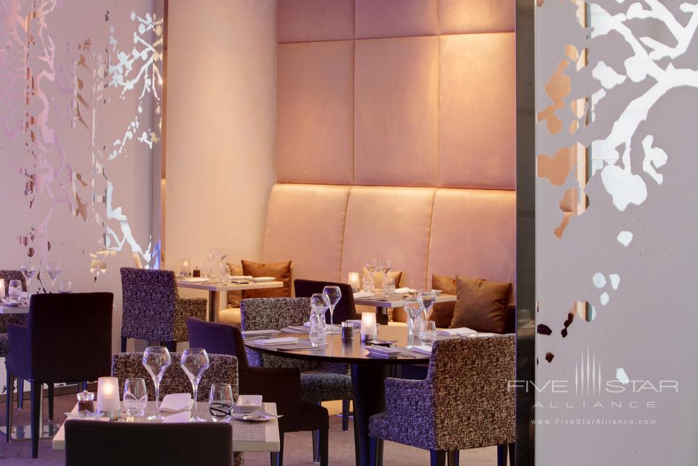 Dining at Sofitel Brussels Europe