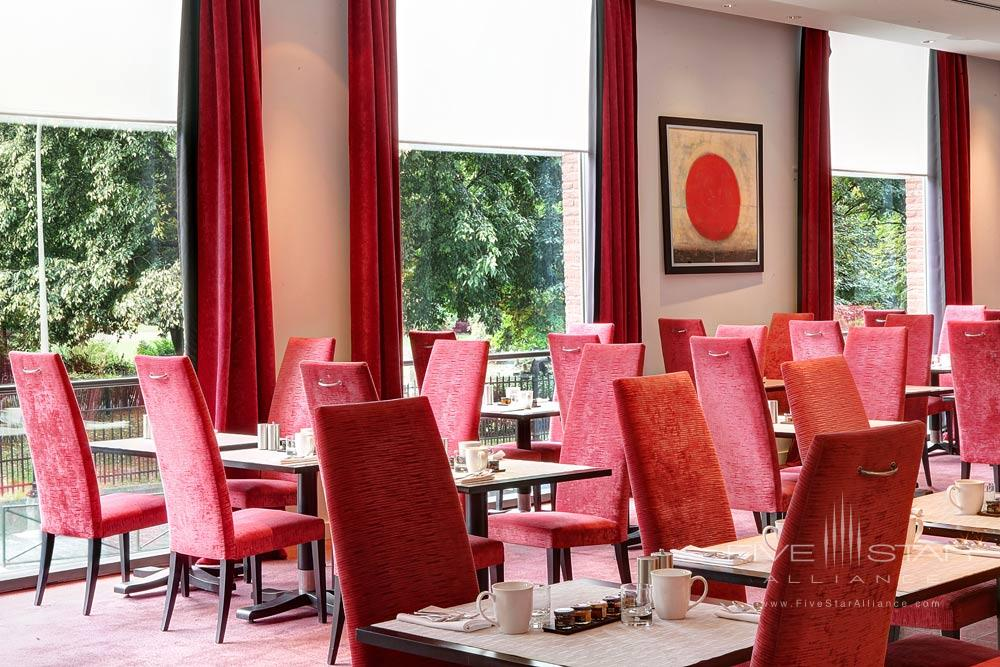 Red Dining at Sofitel Brussels Europe