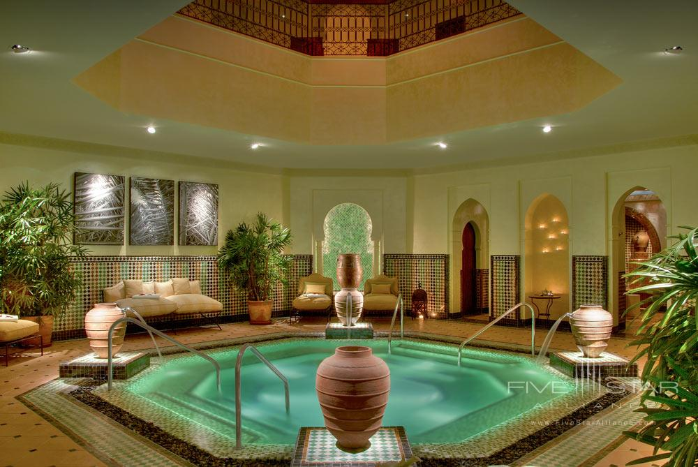 Jacuzzi Spa at Westin La Quinta Golf and SPAMarbellaSpain