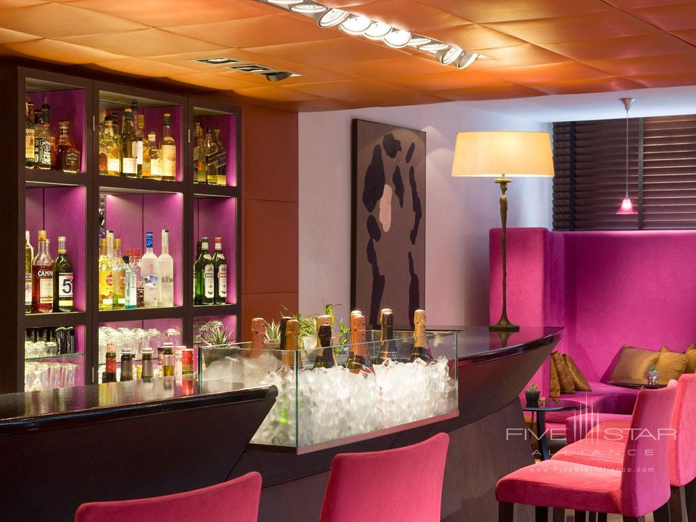 Bar at Sofitel Strasbourg Grande IleFrance