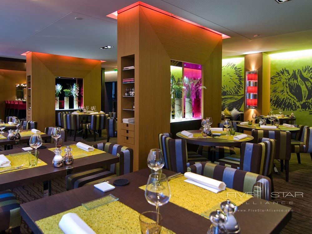 Dining Room at Strasbourg Grande IleFrance