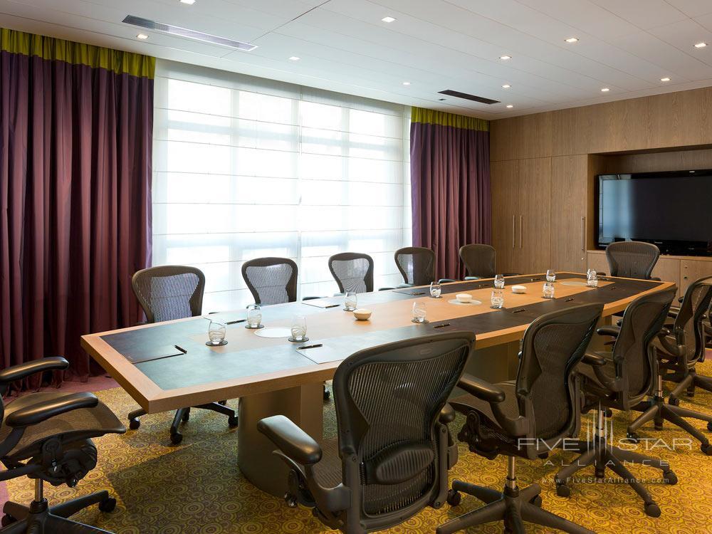 Meeting Room at Strasbourg Grande IleFrance