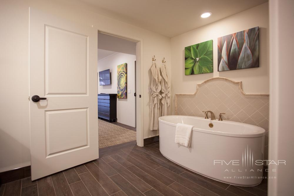 Suite Bath at Sedona Rouge Hotel and SpaAZ
