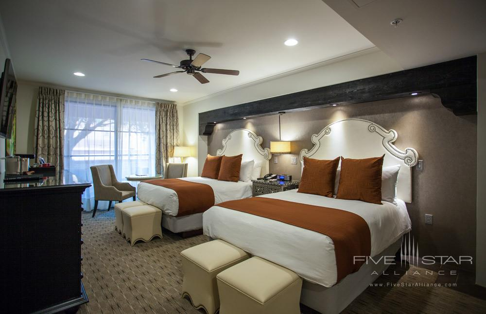 Double Guest Room at Sedona Rouge Hotel and SpaAZ