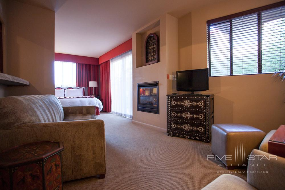 Courtyard Suite with Lounge at Sedona Rouge Hotel and SpaAZ