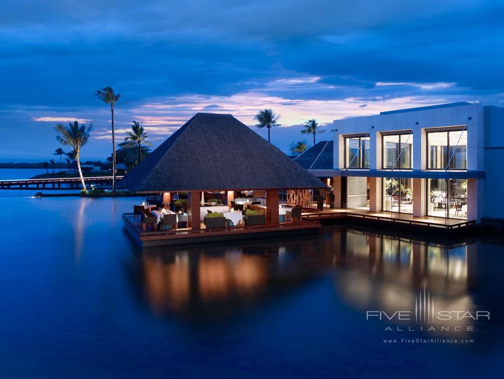 Exterior of Four Seasons Resort Mauritius at Anahita