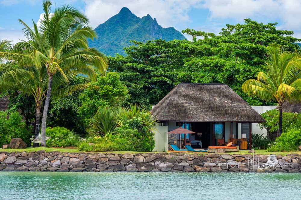 View from Villa at Four Seasons Resort Mauritius at Anahita