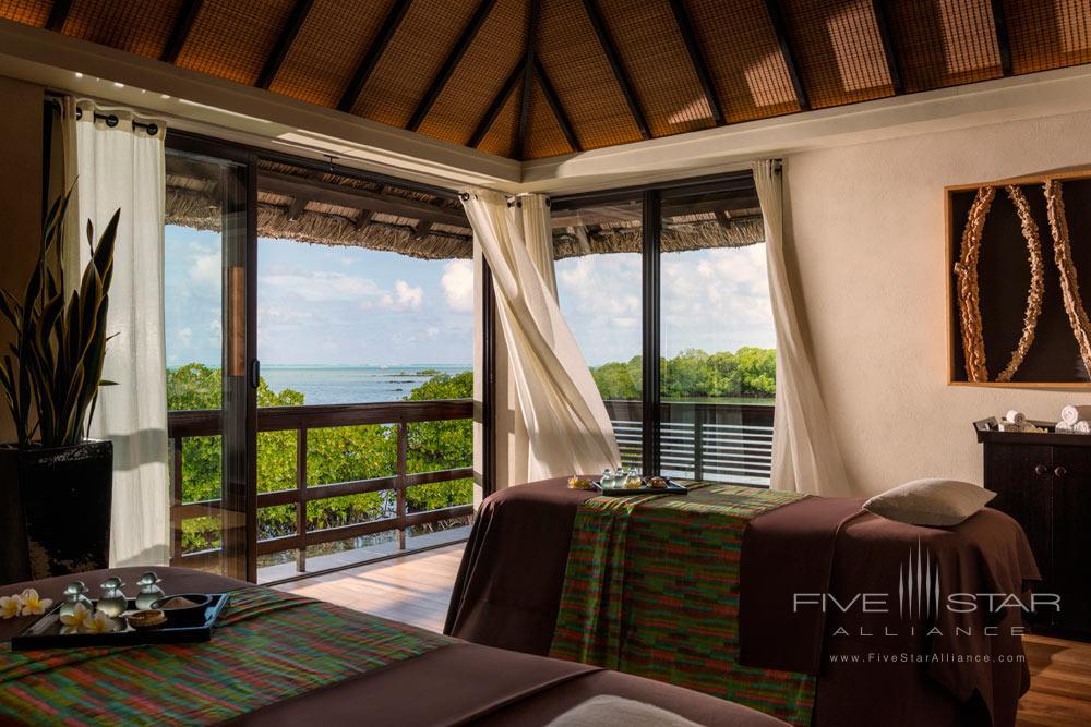 Spa at Four Seasons Resort Mauritius at Anahita