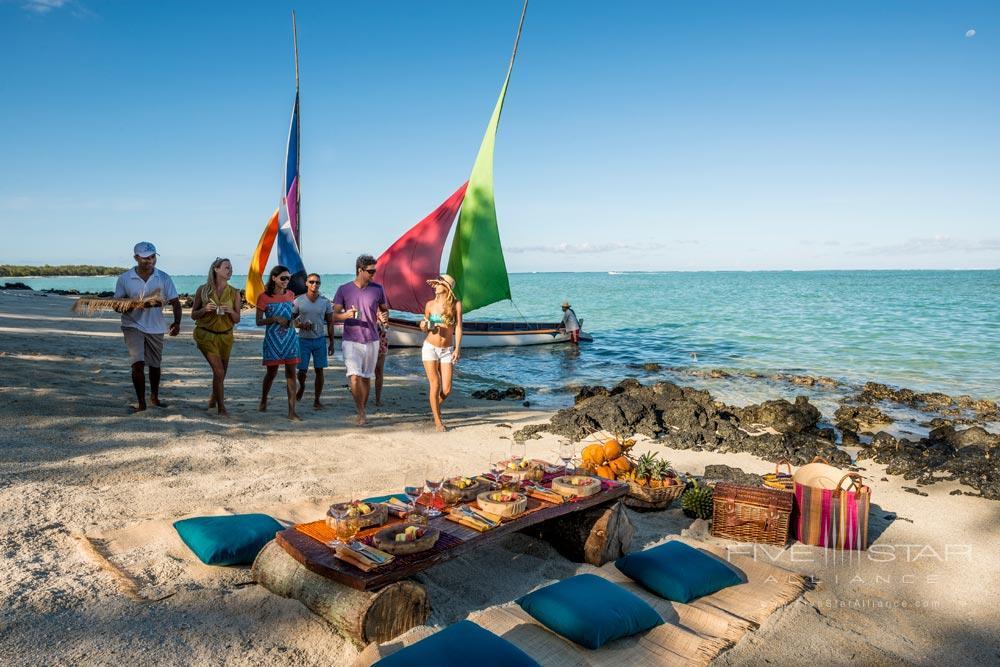 Beach Activities at Four Seasons Resort Mauritius at Anahita