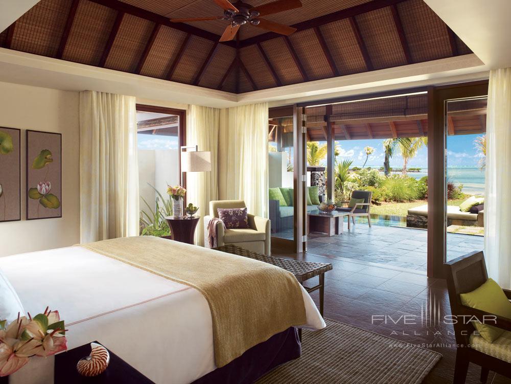Guest Room at Four Seasons Resort Mauritius at Anahita
