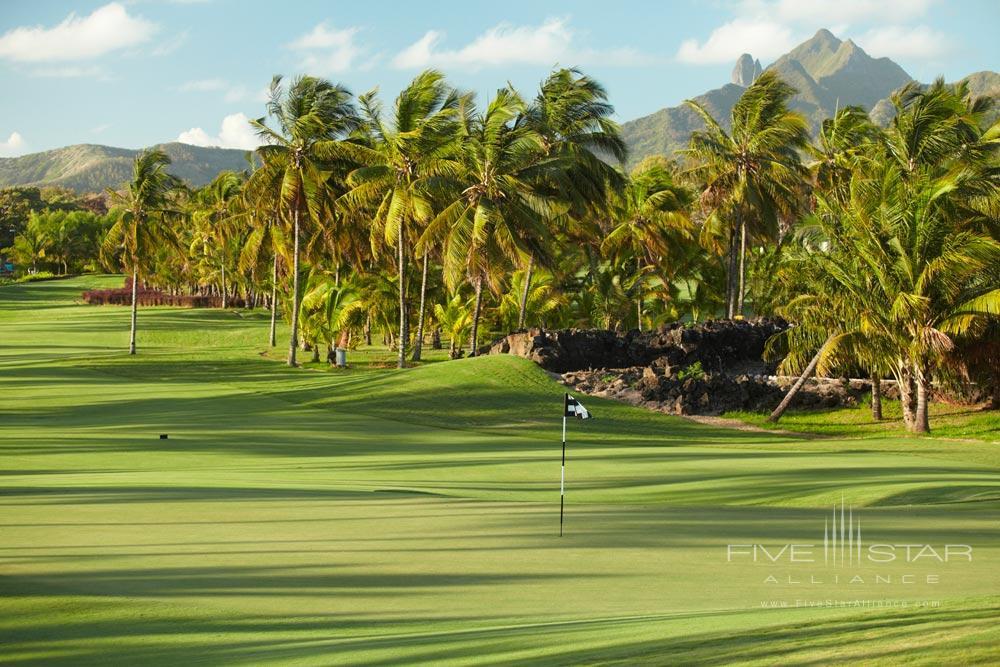 Golf Course at Four Seasons Resort Mauritius at Anahita