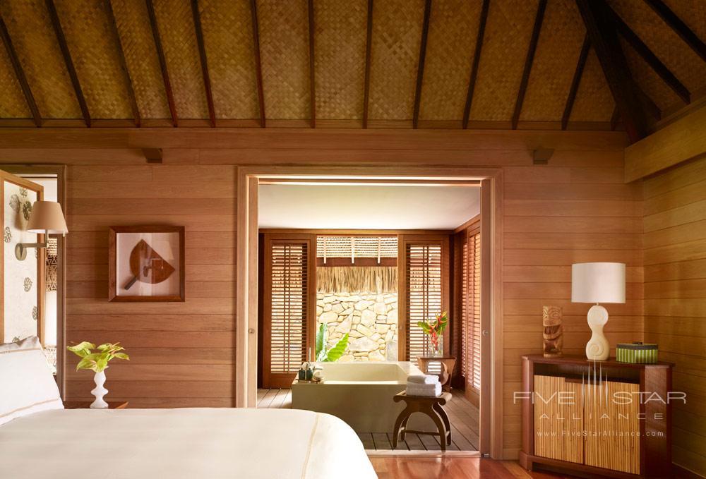 Guestroom atFour Seasons Resort Bora BoraFrench Polynesia