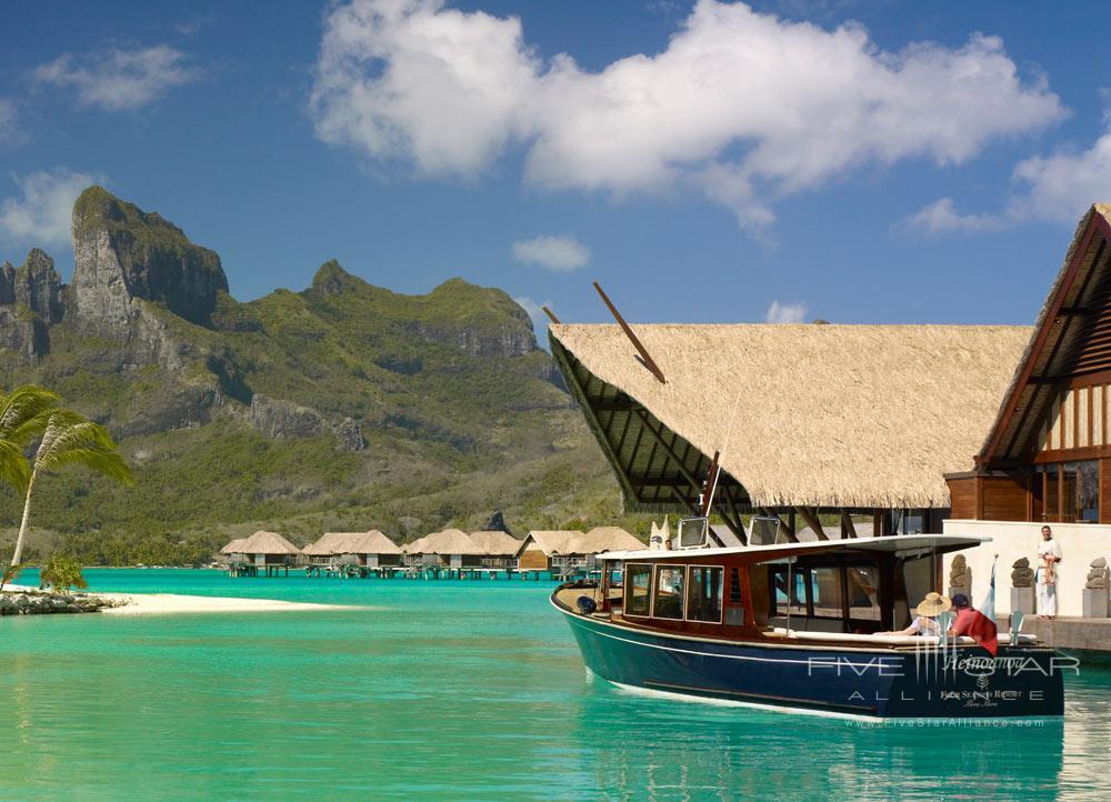 View atFour Seasons Resort Bora BoraFrench Polynesia