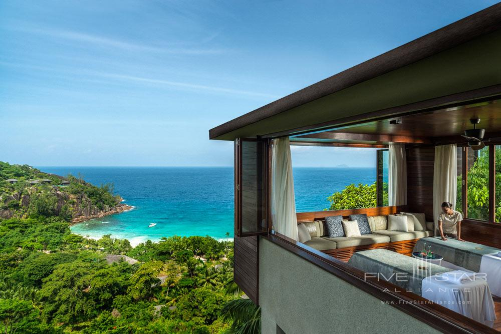 Spa at Four Seasons Resort Seychelles