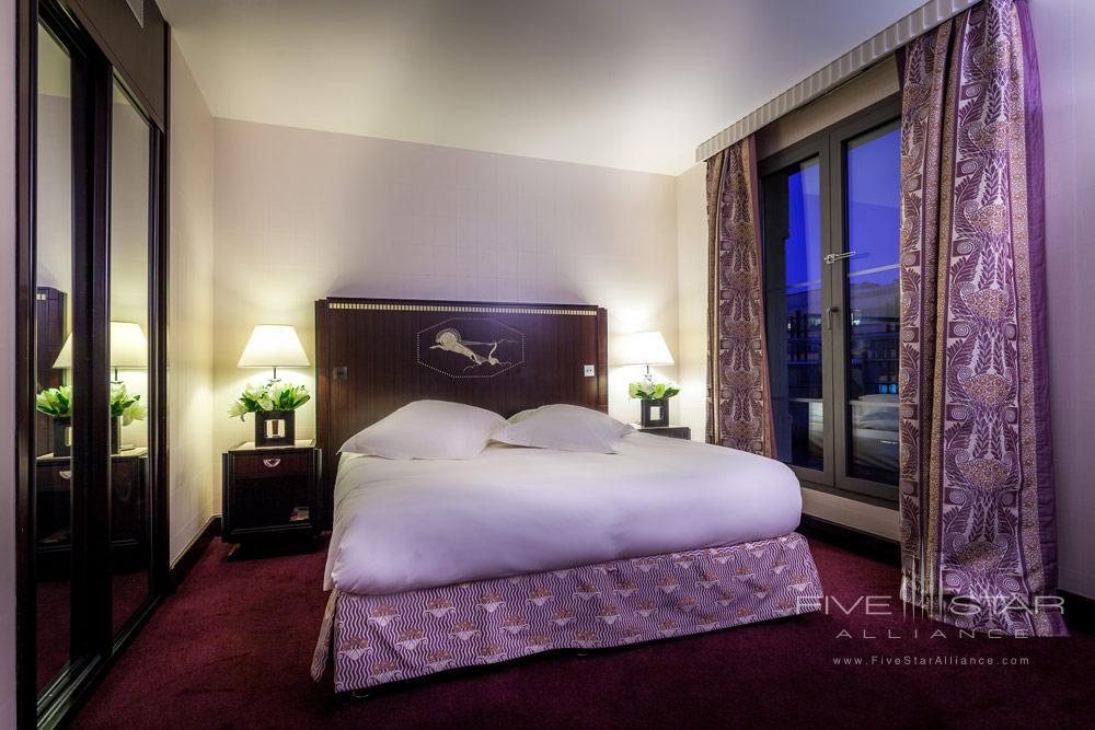 Classic Suite at The Hotel du Collectionneur Arc de Triomphe ParisFrance