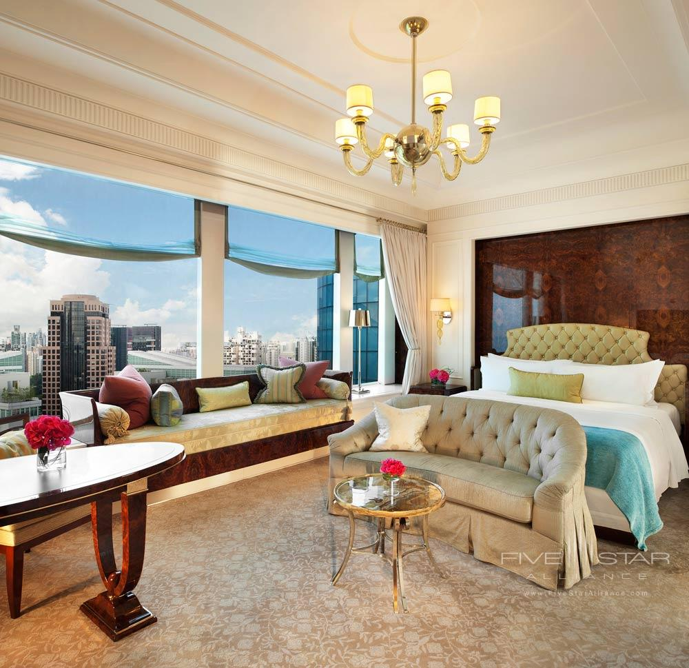 Penthouse Suite at The St. Regis Singapore