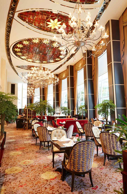 Brasserie Les SaveursA Dining Venue At The St Regis Singapore