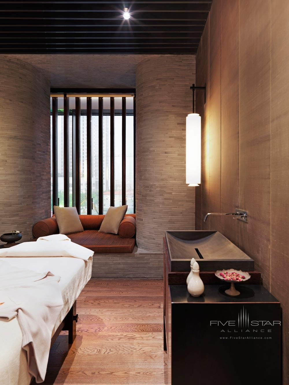 Single Spa Treatment at The PuLi Hotel and Spa, Shanghai, China