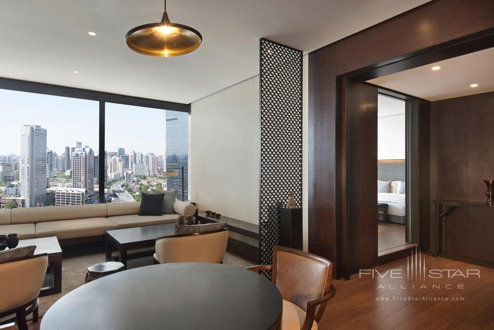 JingAn Suite at The PuLi Hotel and Spa, Shanghai, China