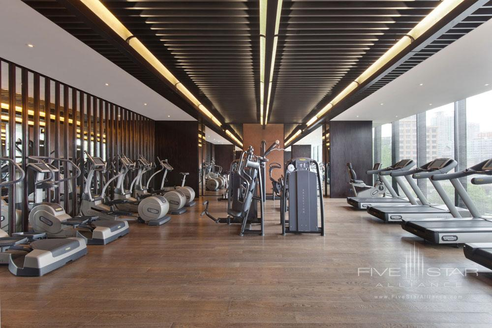 Fitness Center at The PuLi Hotel and Spa, Shanghai, China