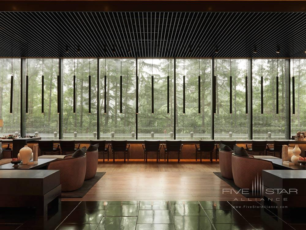 Long Bar Lobby at The PuLi Hotel and Spa, Shanghai, China