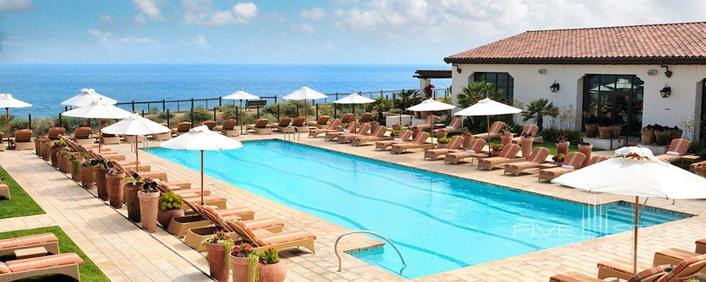 Spa Poolone of four poolsat the Terranea Resort in Rancho Palos VerdesLos Angeles