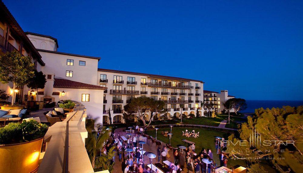 Outdoor event at Terranea Resort in Rancho Palos Verdes, Los Angeles