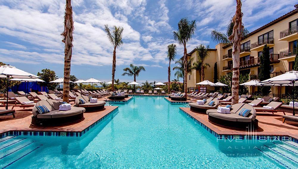 Vista pool at Terranea Resort in Rancho Palos Verdes, Los Angeles