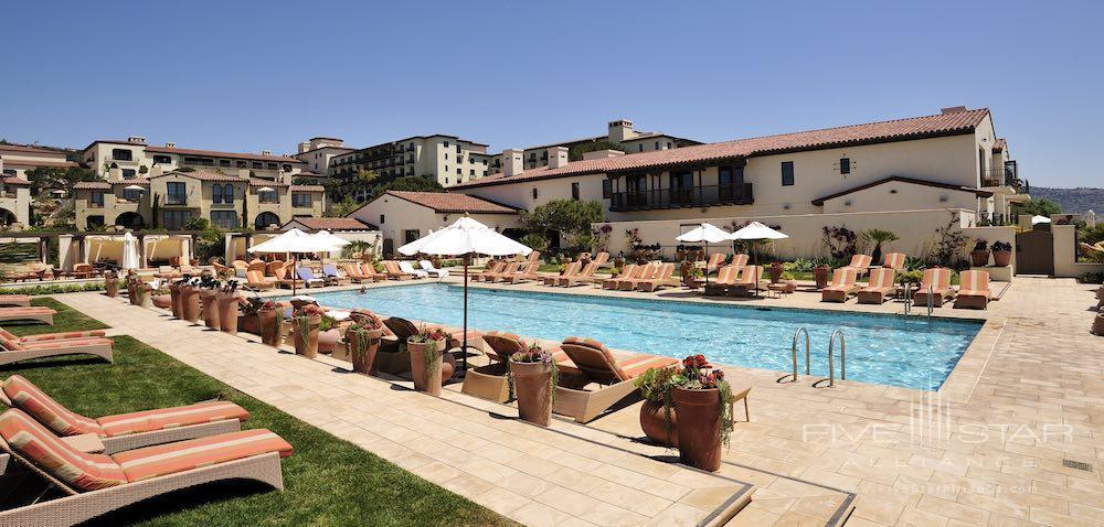 Terranea Resort Pool in Rancho Palos Verdes, Los Angeles