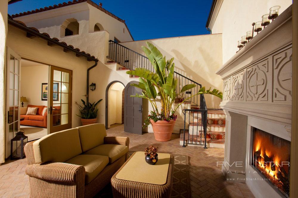 Villa Patio at Terranea Resort, Rancho Palos Verdes, CA, United States