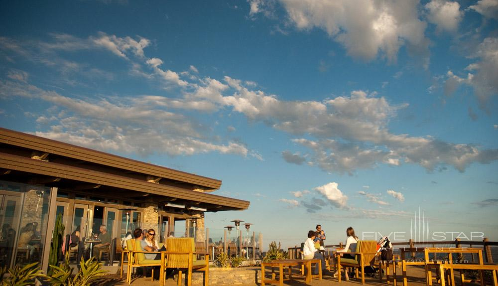Terrace dining at Terranea Resort, Rancho Palos Verdes, CA, United States