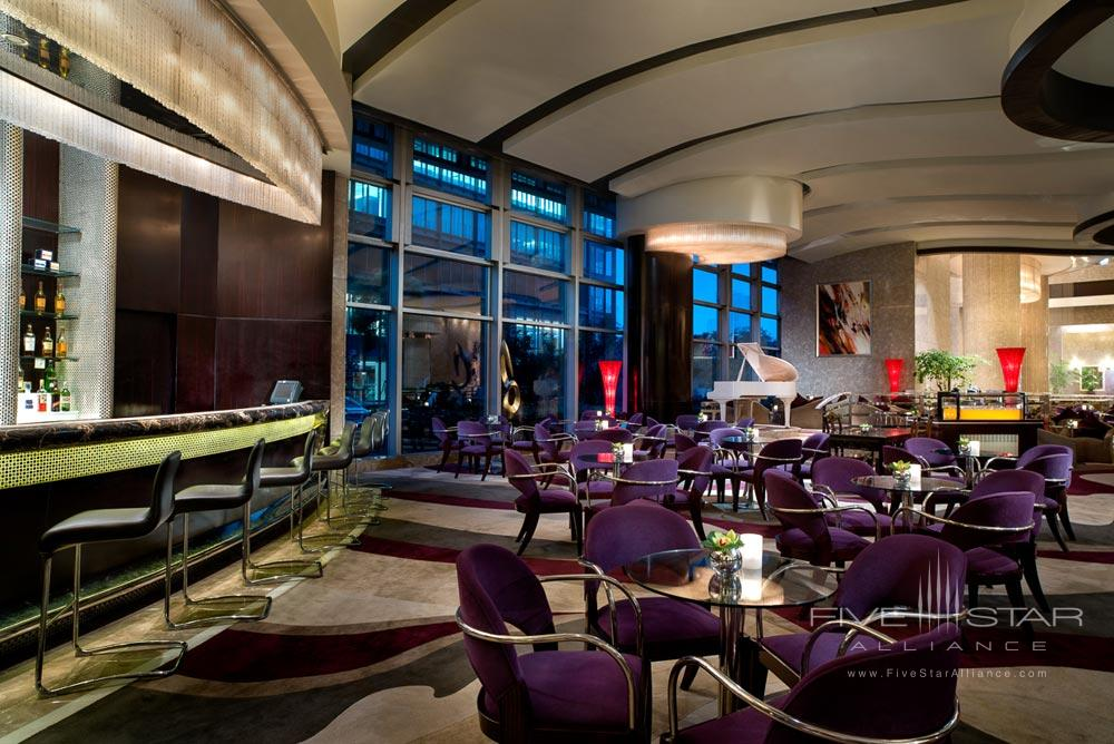 Lobby and Lounge at Grand Kempinski Hotel ShanghaiChina