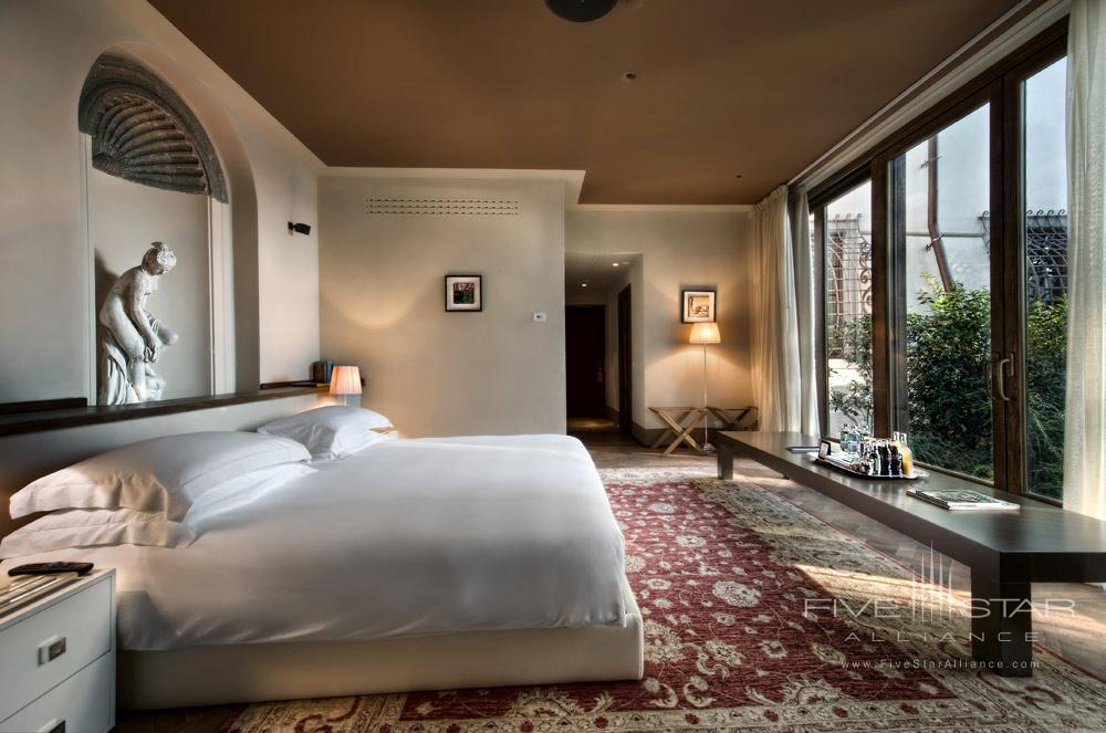 Salviati De Lux Room at Hotel ll Salviatino FlorenceItaly