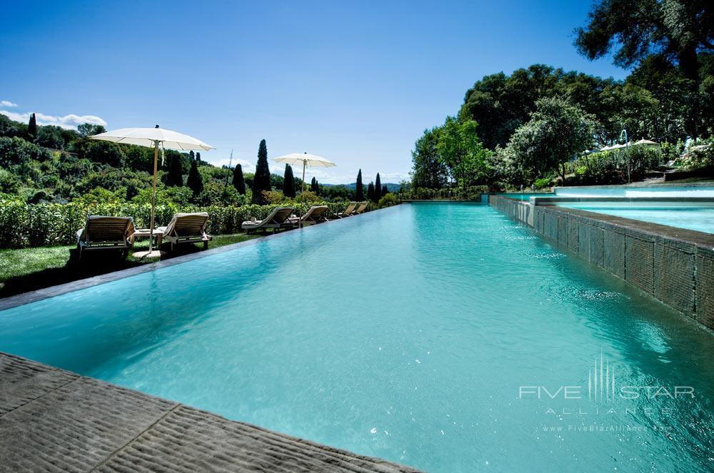 Pool at Hotel ll Salviatino FlorenceItaly