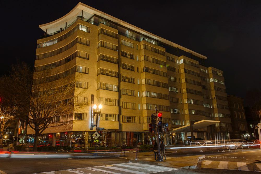 The Dupont Circle Hotel, Washington, DC
