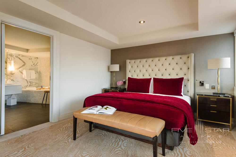 Level Nine Luxury Suite at The Dupont Circle Hotel, Washington, DC