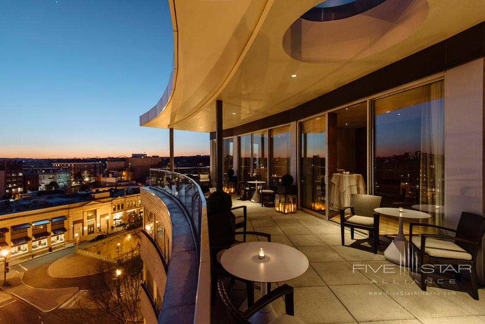 Meeting and Event Space with Views at The Dupont Circle Hotel, Washington, DC